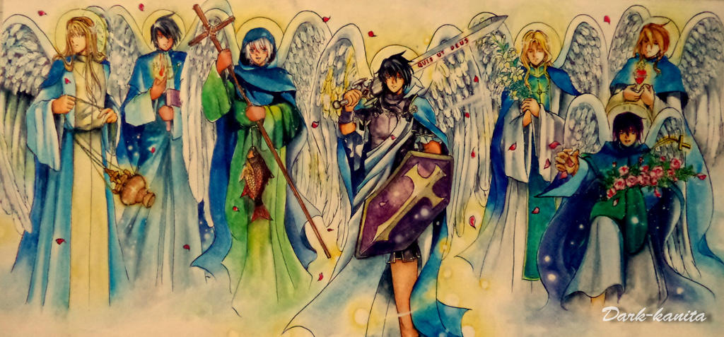 Novena to the 7 Archangels  God Answers Prayers