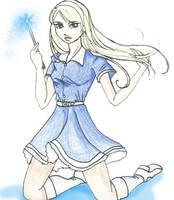 Fleur Delacour by anime529
