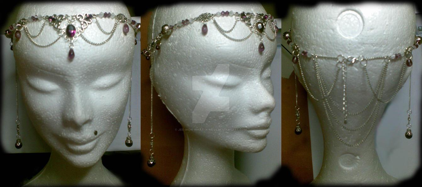 Last tiara by Jee-Won-What-a-mess