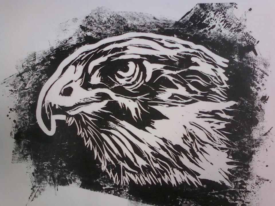 Eagle by wafflemuncher