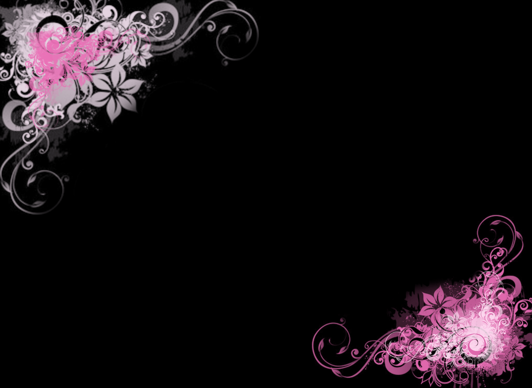 Pink Borders By Sexc Angel On Deviantart