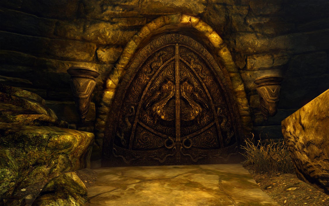 Dungeon Door by iamjcat ... & Dungeon Door by iamjcat on DeviantArt