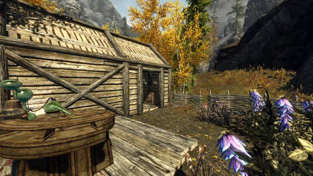 Alchemist's Shack Back