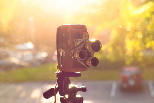 Through a Lens