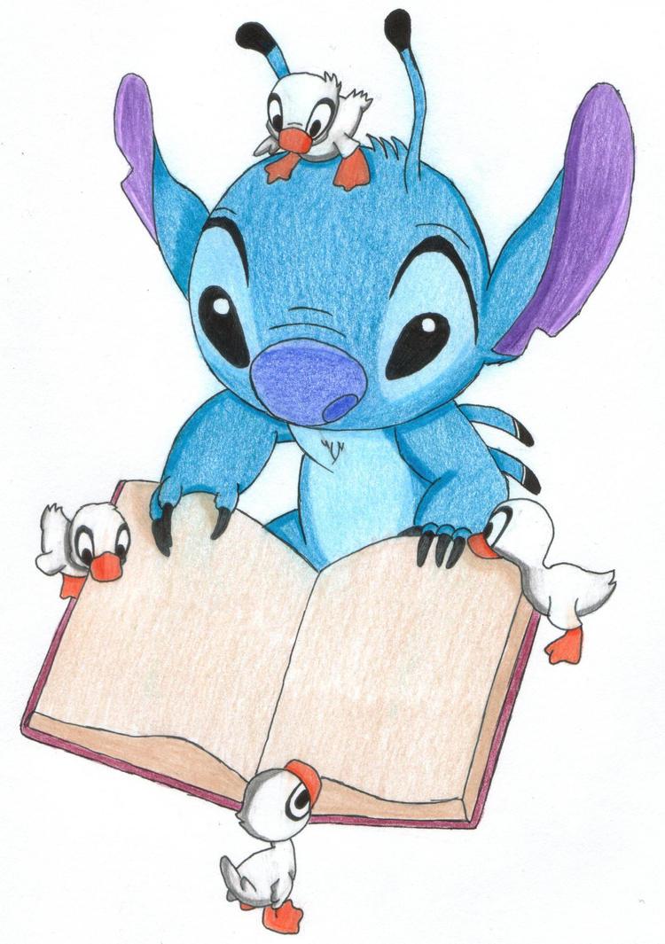 Disney: Stitch by kiki34 on DeviantArt