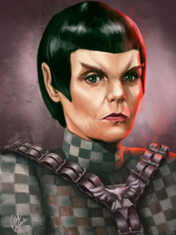 Romulan by GS-Arts