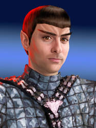 Tng Romulan Antonio by GS-Arts