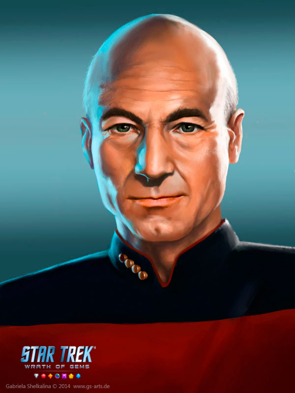 Picard by GS-Arts