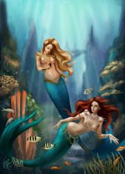 Blue Kingdom by GS-Arts