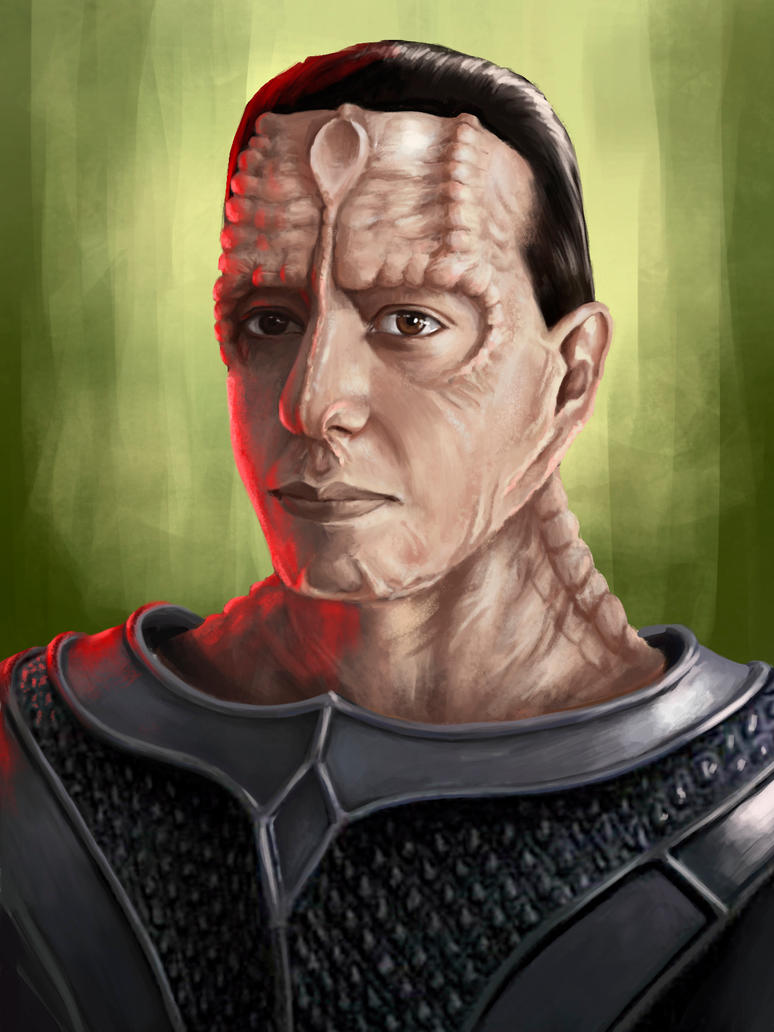 Cardassian by GS-Arts