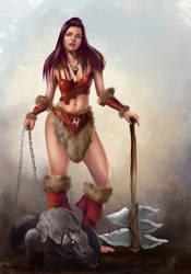 Leida - the chief ranger