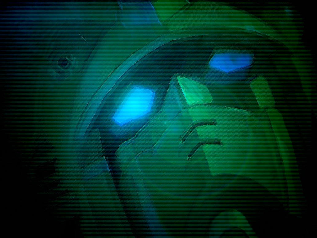 Gundam: The Origin_blue by kdash12345678