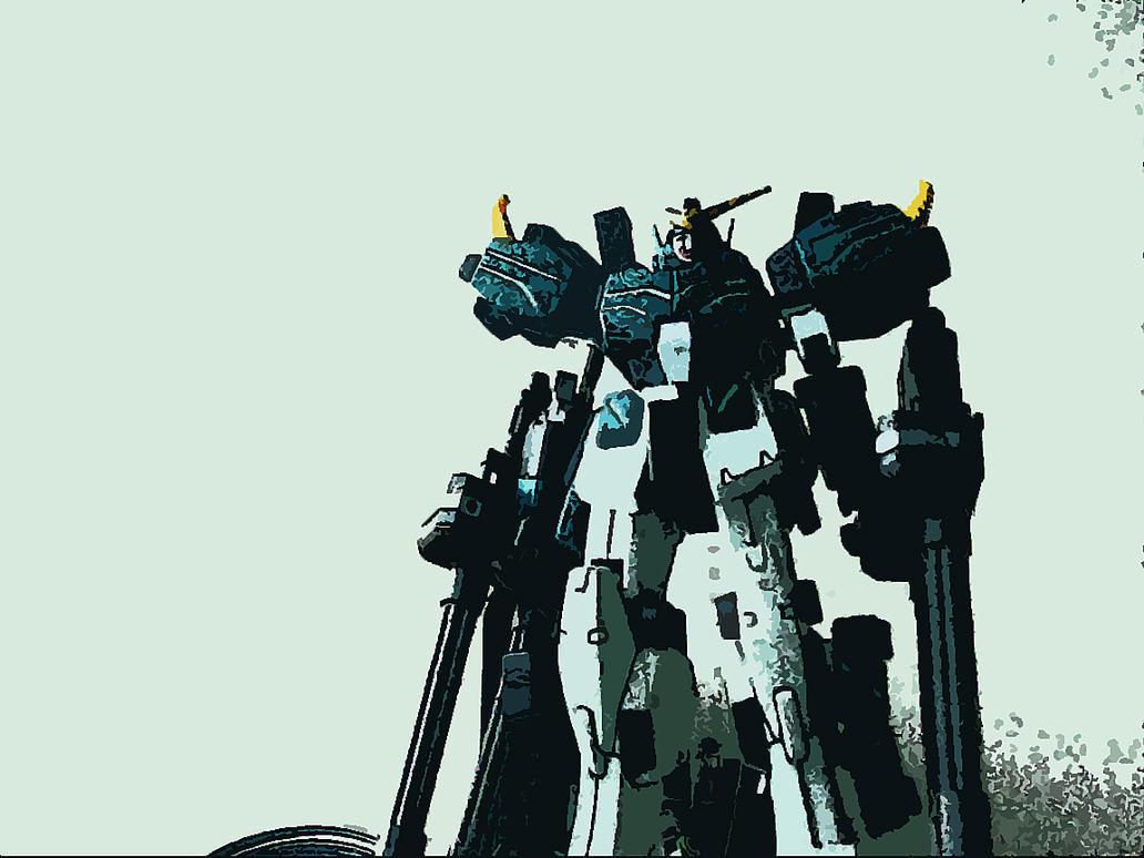 Gundam Heavy-arms custom 2 by kdash12345678 on DeviantArt