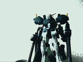 Gundam Heavy-arms custom 2 by kdash12345678