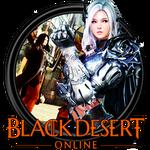 Black Desert Online Icon