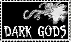 Dark Gods Stamp by mmpratt99
