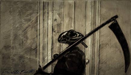 The Ankou Cometh--The Brass Key Preliminary