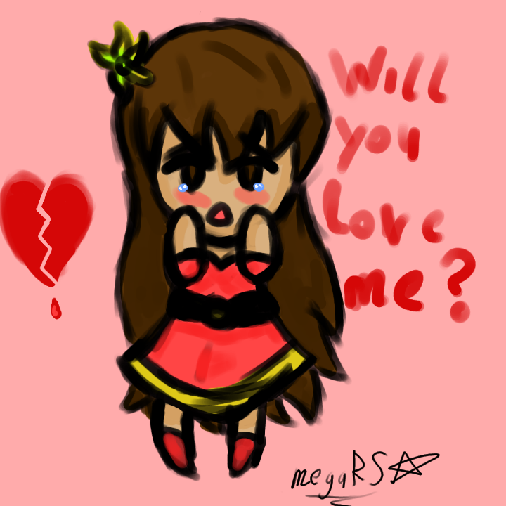 Will You Love Me....? by ProtoScene