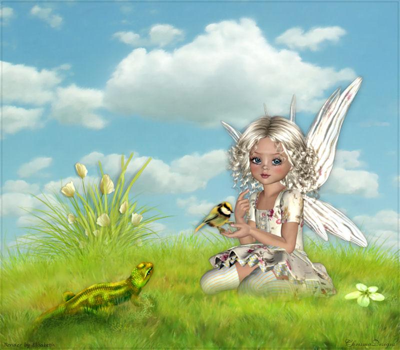 LittleFairy by Chrisma60