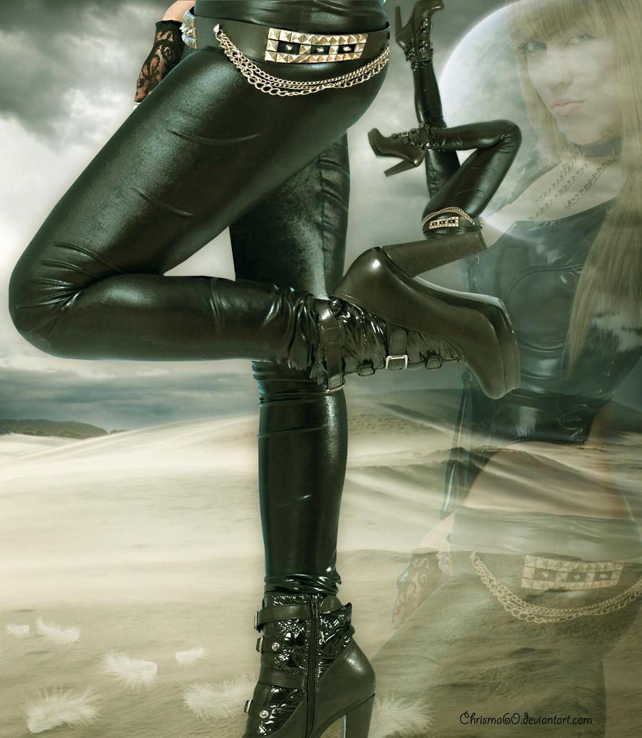 LeatherWoman by Chrisma60