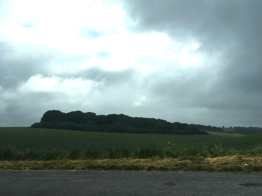 On the way to Stonehenge by rainrivermusic