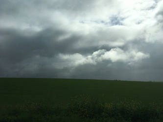 On the way to stonehenge III by rainrivermusic