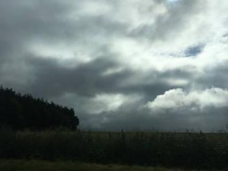 On the way to Stonehenge IV by rainrivermusic