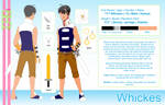 TAG - Whickes Bio 3.0 by hostage-fiver