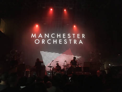 Manchester Orchestra in Houston 10/08