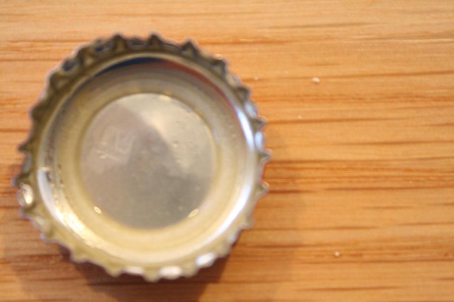 Bottle Cap 001 by nocreditstock