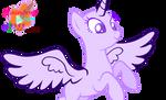 Mlp Twilight Sparkle base :3