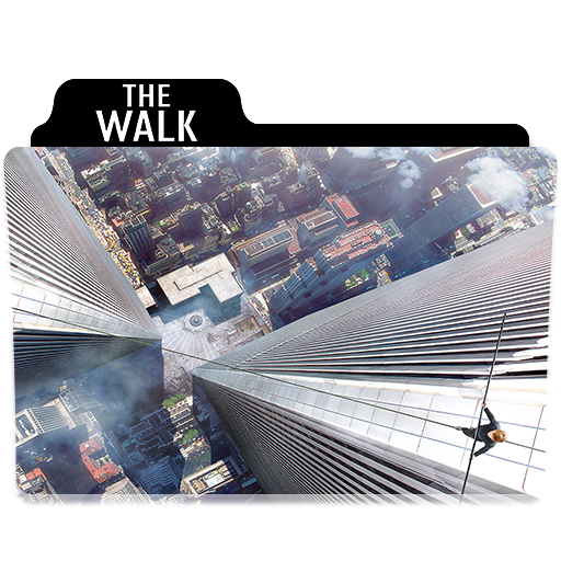 The Walk Folder Icon by TheMustang24