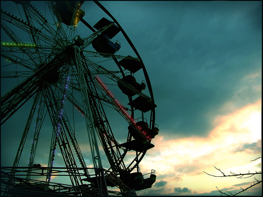 dark carnival. by KORELYAN
