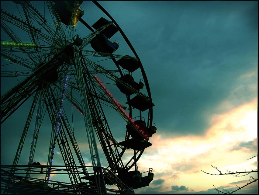 dark carnival. by KORELYAN