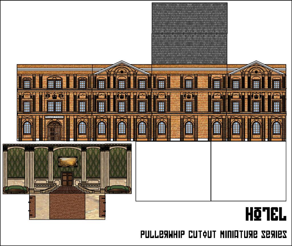 Hotel By Pullerwhip On Deviantart