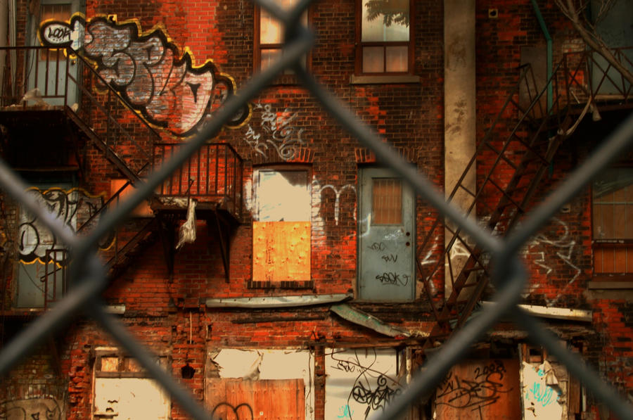 Ghetto Toronto By RuzannaShortstuff On DeviantArt