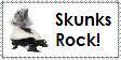 Skunk Stamp by Big-Skunk
