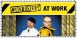 At Work Stamp by Big-Skunk
