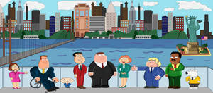 Family Guy in Law and Order (Part 2)