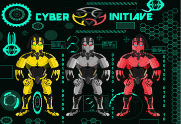 Cyber-Initiave by Hazlamglorius