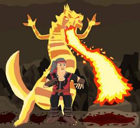 Soul of the Dragon by Hazlamglorius