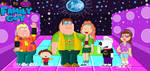 Back to the 90's Family Guy by Hazlamglorius