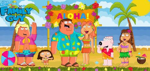 ALOHA! to Family Guy
