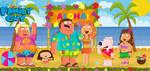 ALOHA! to Family Guy by Hazlamglorius