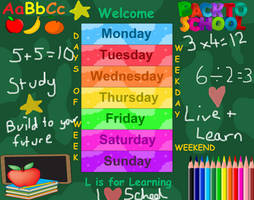 School Day of the Week