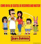 Bob's Burger Family