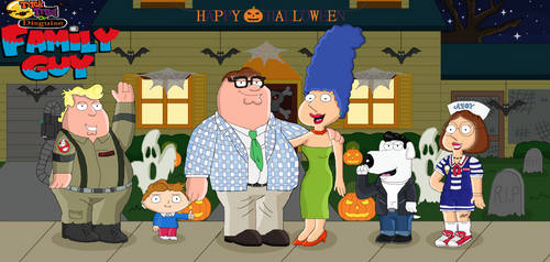 Trick, Treat or Disguise on Family Guy