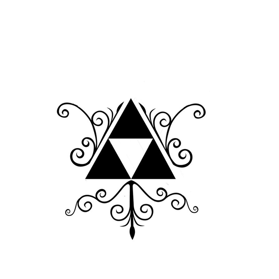 Triforce tattoo designs by dimebagdazz on deviantart - Triforce Tattoo Designs By Dimebagdazz On Deviantart Triforce Tattoo Design Triforce Tattoo Design 1 By