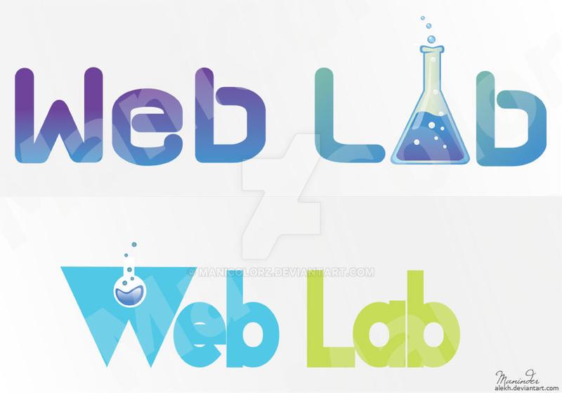 Web Lab Logo by manicolorz