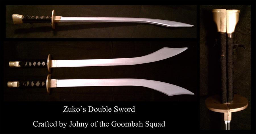 Dual Dao Swords Zuko - #traffic-club